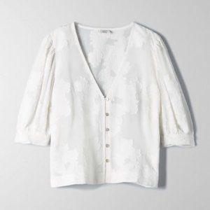 Wilfred rengo blouse